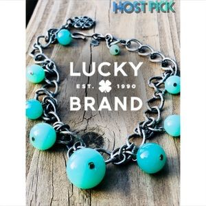 🎉HP🎉.       ☘️Lucky Brand☘️ necklace